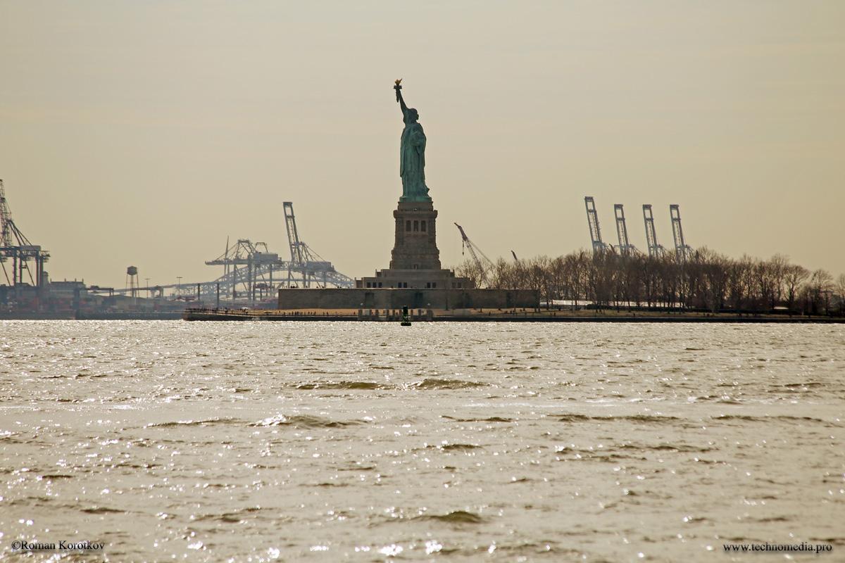 New York, Manhattan, Статуя Свободы