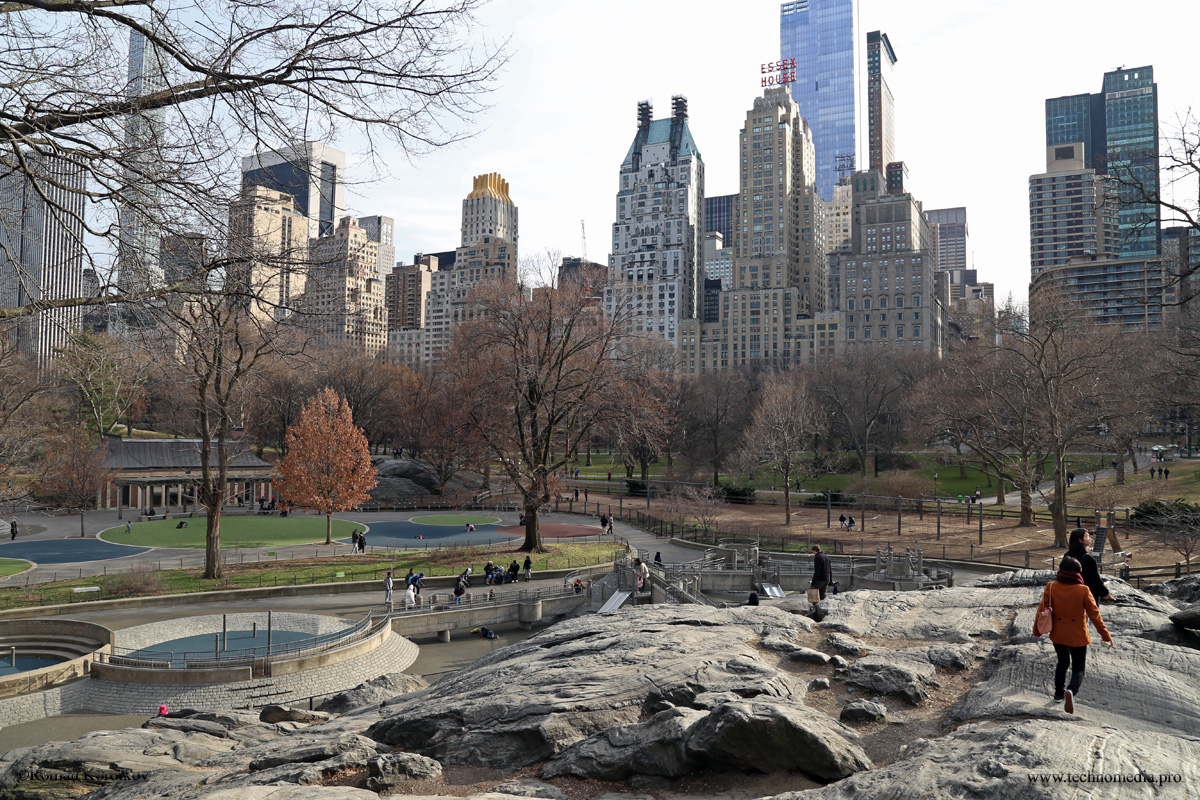 New York, Manhattan, Central Park