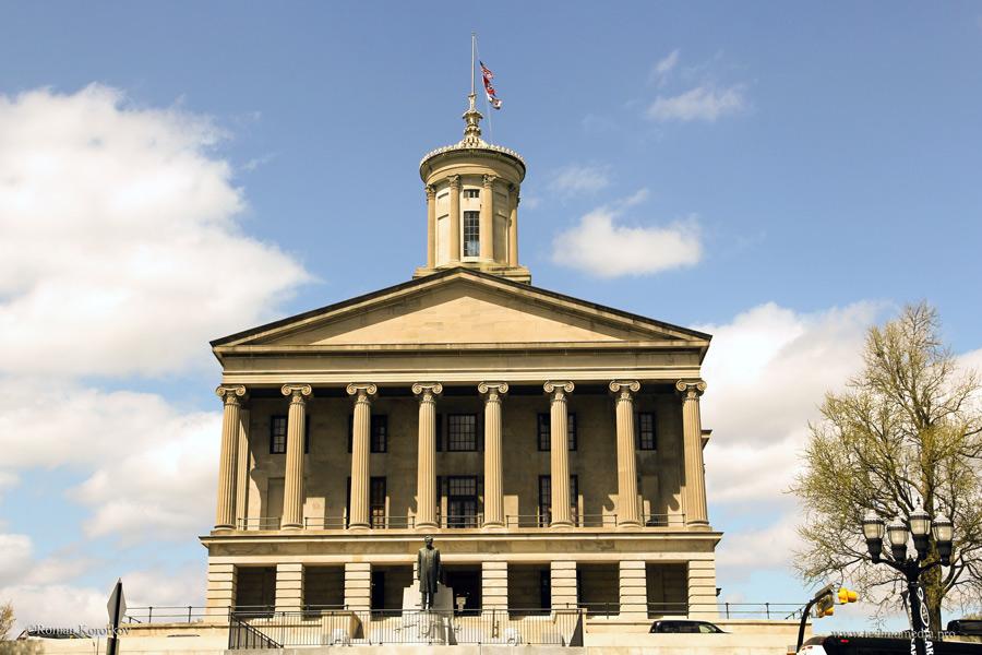 Капитолий штата Теннесси, Нэшвилл