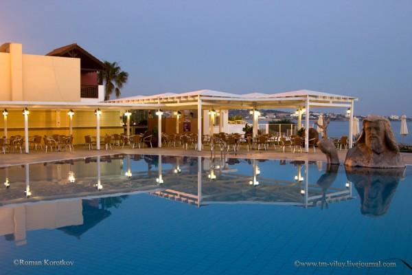Отель Aqua Sol Village