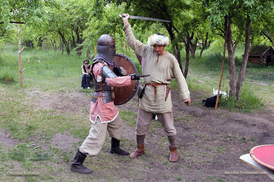 Уголок Древней Руси