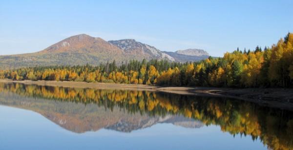 Таганай: двуглавая гора