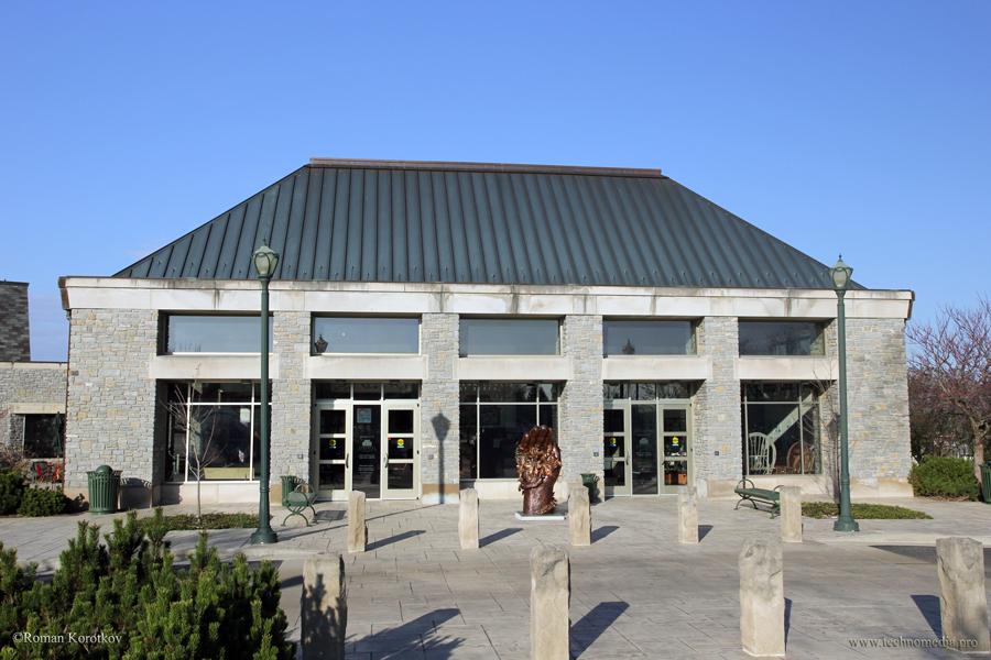 Welcom center в Кентукки