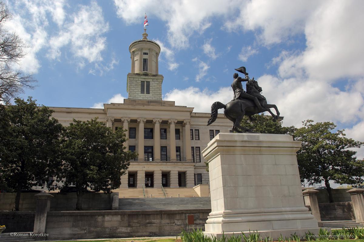 Капитолий штата Теннесси