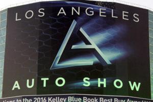 Los-Angeles autoshow 2017 | Международный автосалон в Лос-Анджелесе @ Los Angeles Convention Center